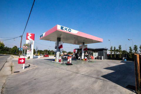 Aliagas/EKO Gas Station Pilis Str 39