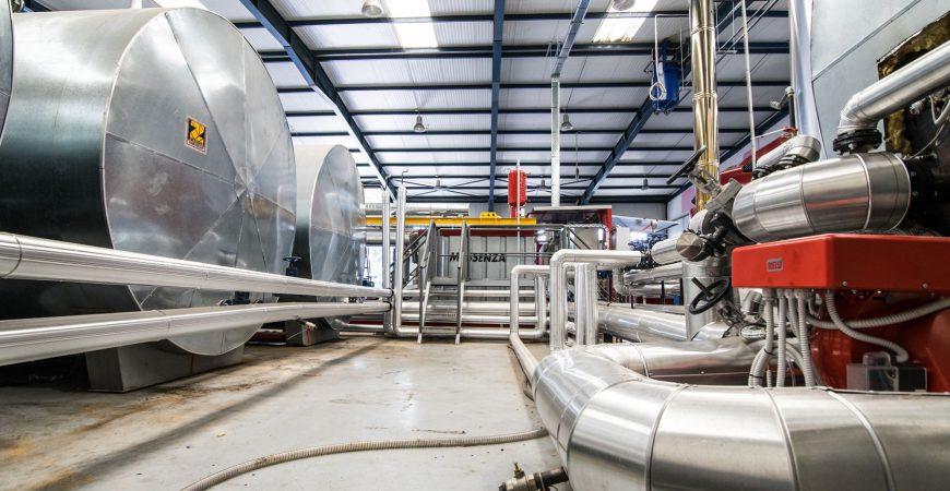 Modified Bitumen Production Plant
